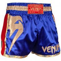 Muay Thai Shorts Venum Giant blauw