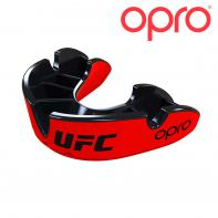 Mond Bitje Opro Silver Red/Black UFC