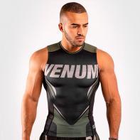 Rashguard ONE FC Impact sleeveless  black /khaki