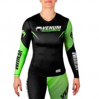 Rashguard  Venum Training Camp 2.0 Ladies  l/s