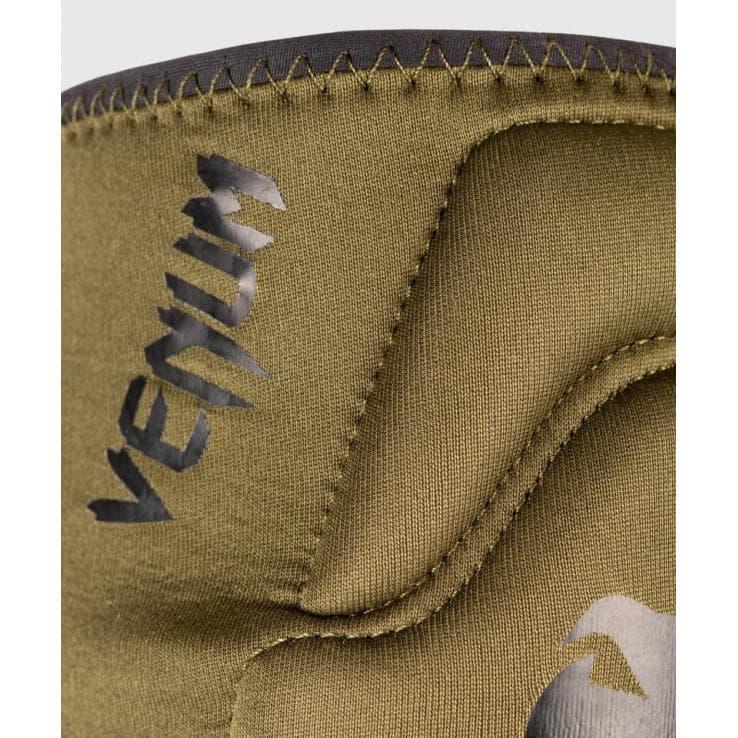 Venum Kontact Evo knee support khaki / black