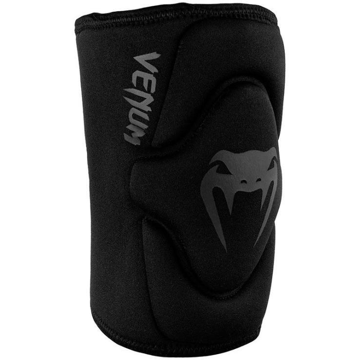 Venum Kontact Gel  knee support Zwart / Zwart