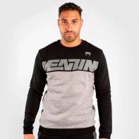 Venum Connect sweatshirt zwart / grijs gespikkeld