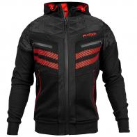 Hoody Venum Laser 2.0 black/red