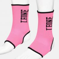 Leone ankle support Jacquard  pink
