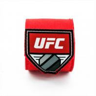 UFC  bandage red 4,5 m